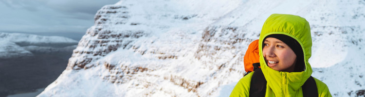 mountain climbing benefits for females