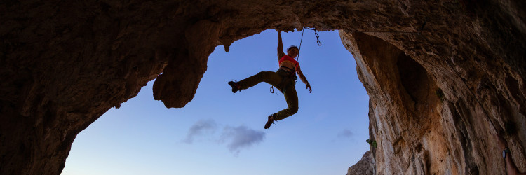 rock climbing issues unique for women
